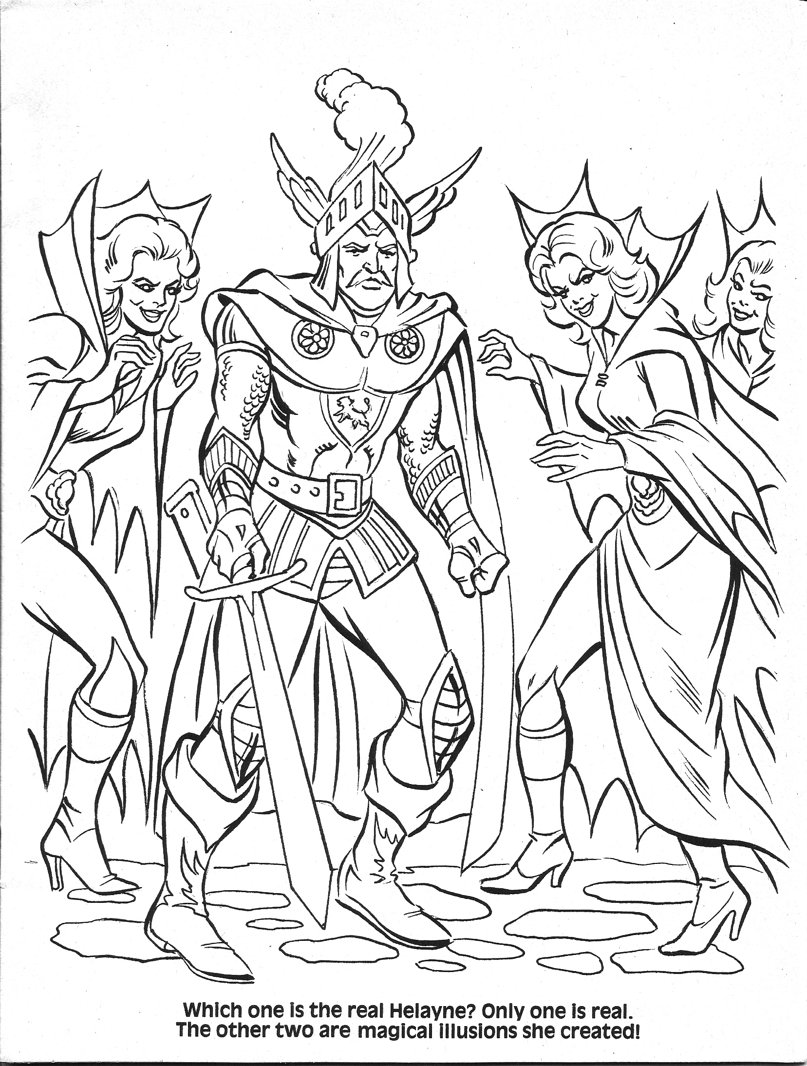 Elf Dungeons And Dragons Coloring Pages Coloring Pages