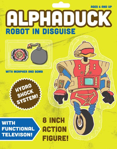 alphaduck