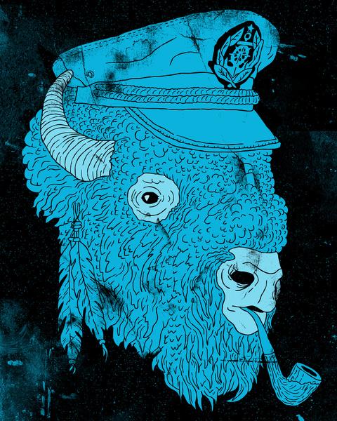 buffalo-captain