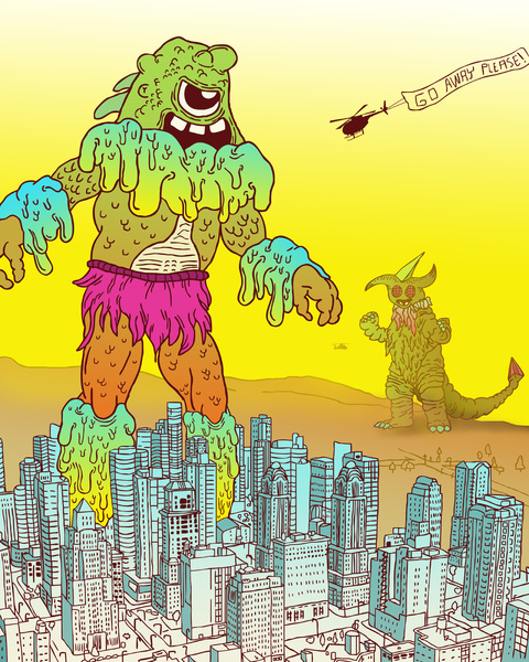 giant-monster