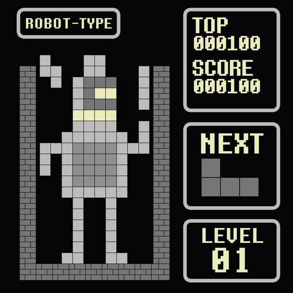 tetris-robot