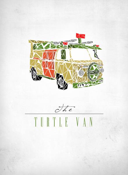 turtle-van