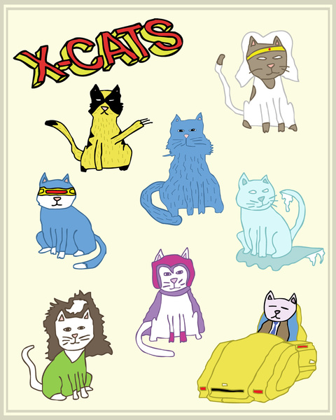 x-cats