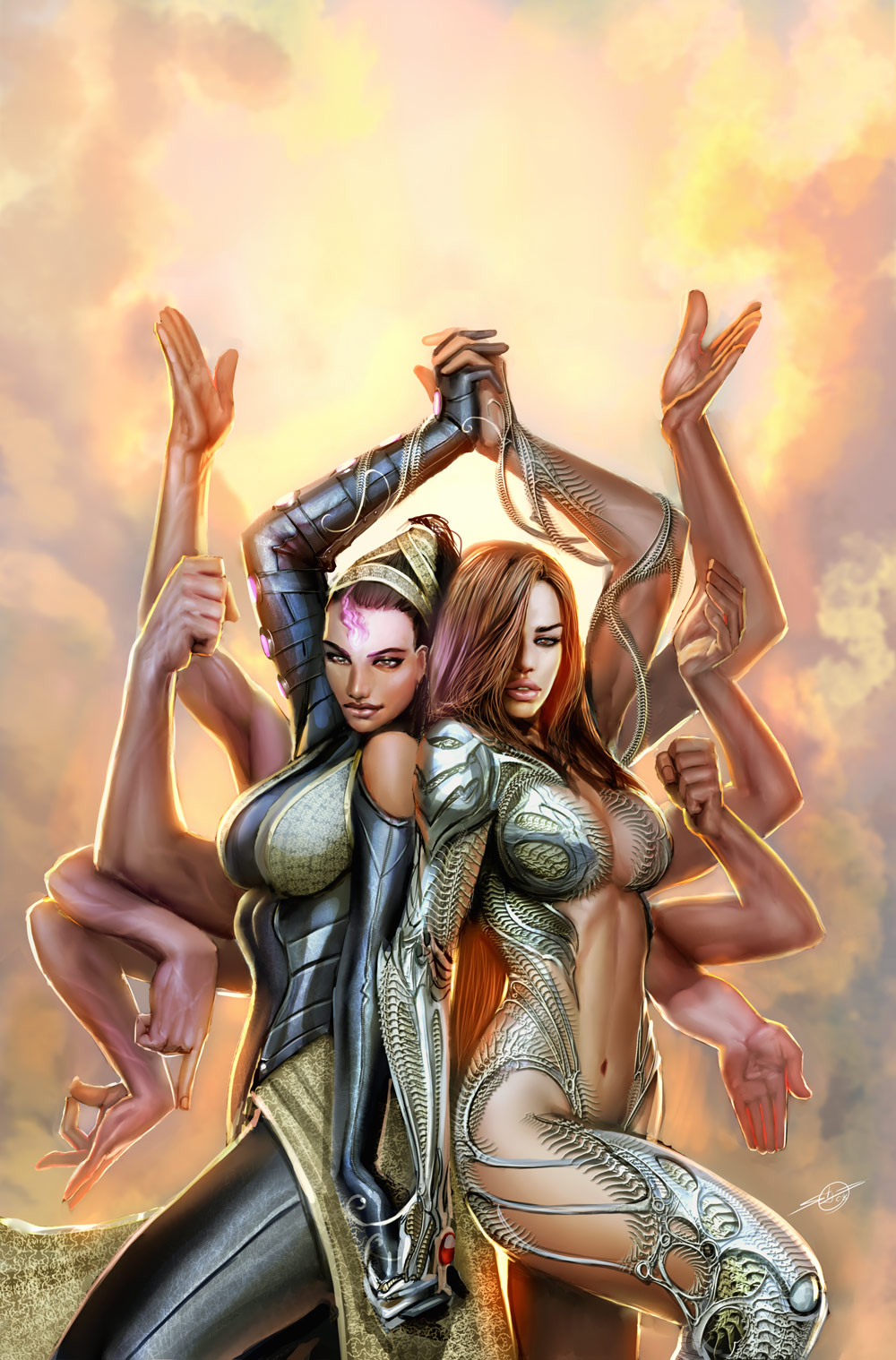 witchblade_devi_cover_by_nebezial
