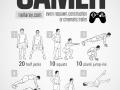 gamer-workout