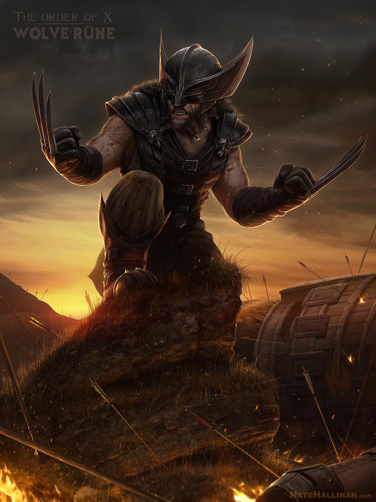 wolve-rune