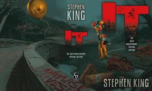 Stephen King IT 25th Anniversary