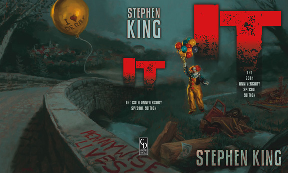 Stephen King IT 25th Anniversary