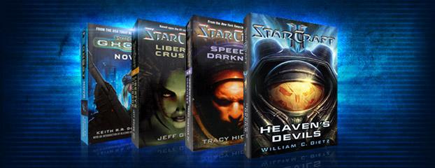 Starcraft Book