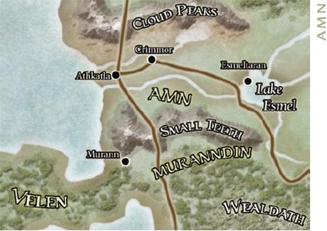 Amn Map
