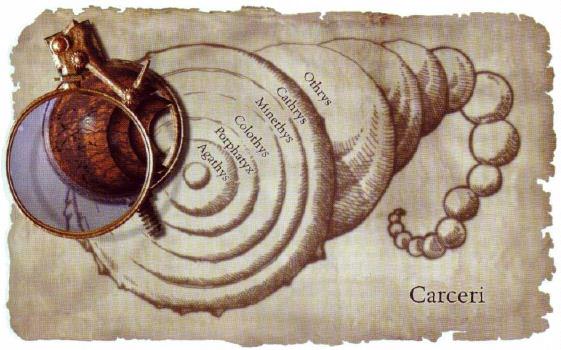 Carceri Map