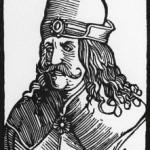 15-16. yüzyıllardan bir Vlad Drakula tasviri