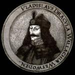 1600'lerde yapılmış bir Drakula portresi, Almanya.
