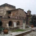 Curtea Veche (Vlad Drakula'nın Bükreş'te yaptırdığı prenslik sarayı)