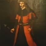 Vlad Dracula'ya ait boy portresi. Muhtemelen meşhur portreden esinlenerek ölümünden çok sonra çizilmiş