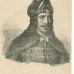 Vlad Drakula'nın bir portresi, 19. yüzyıl Romanya