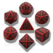 Skully Kırmızı & Siyah