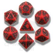 Dragon Kırmızı & Siyah