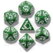 Dragon Yeşil & Beyaz