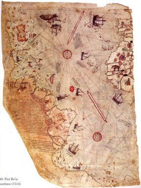 piri-reis-harita
