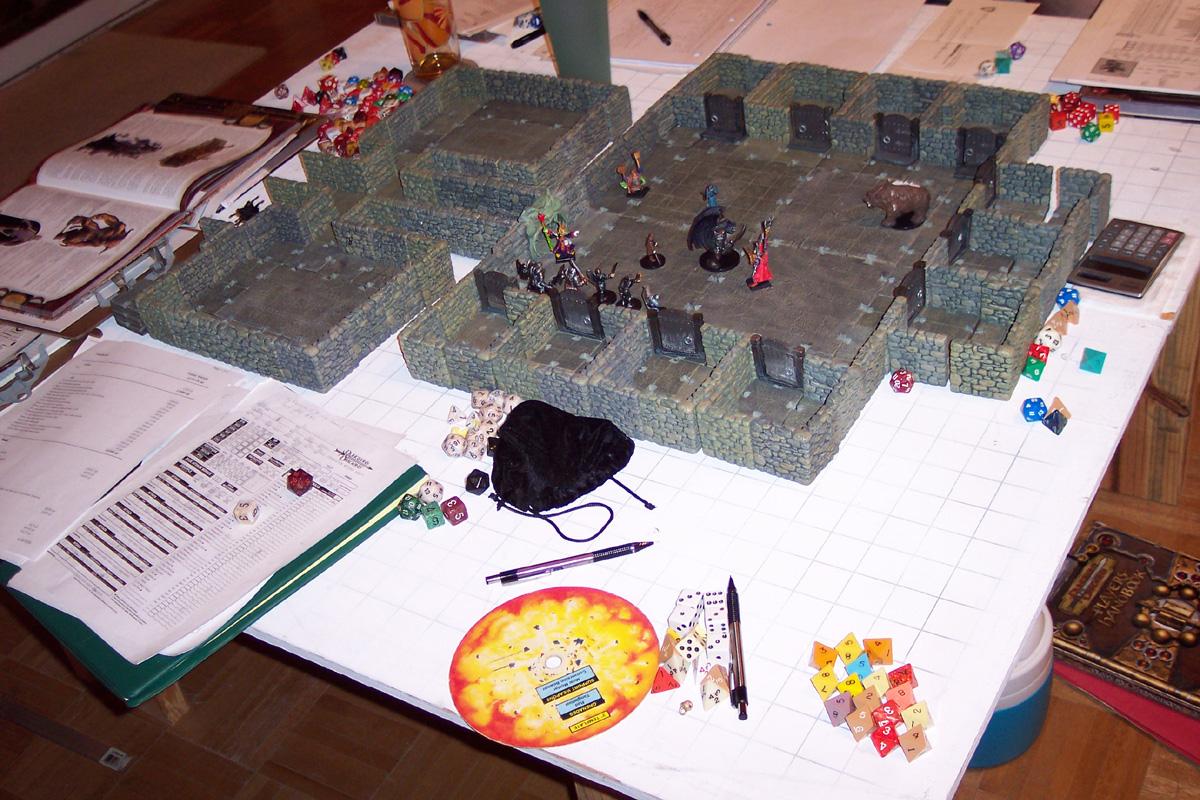 dnd-oyun-diorama