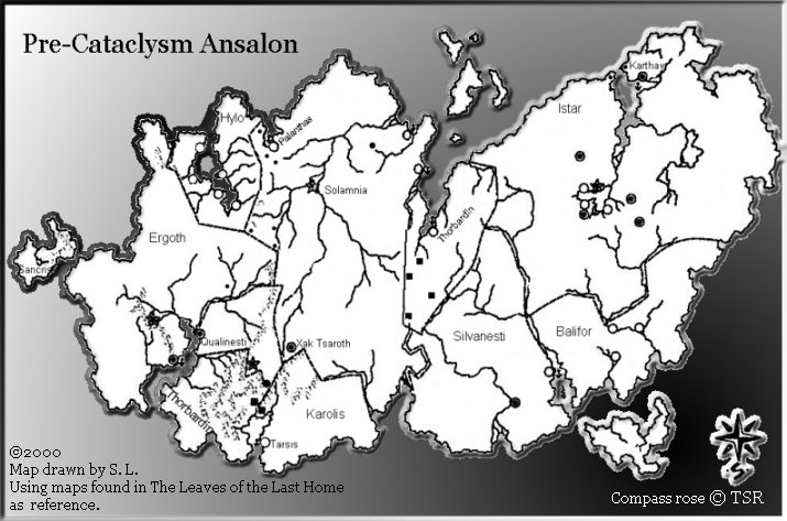 ansalon-precataclysm
