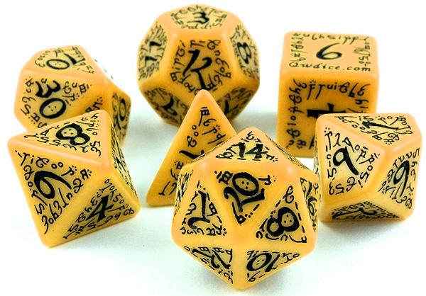 elven-dice-sari-siyah-zar