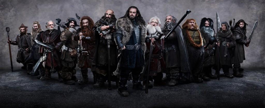 Hobbit-dwarves