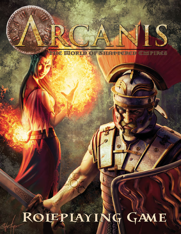 arcanis-roleplaying-game