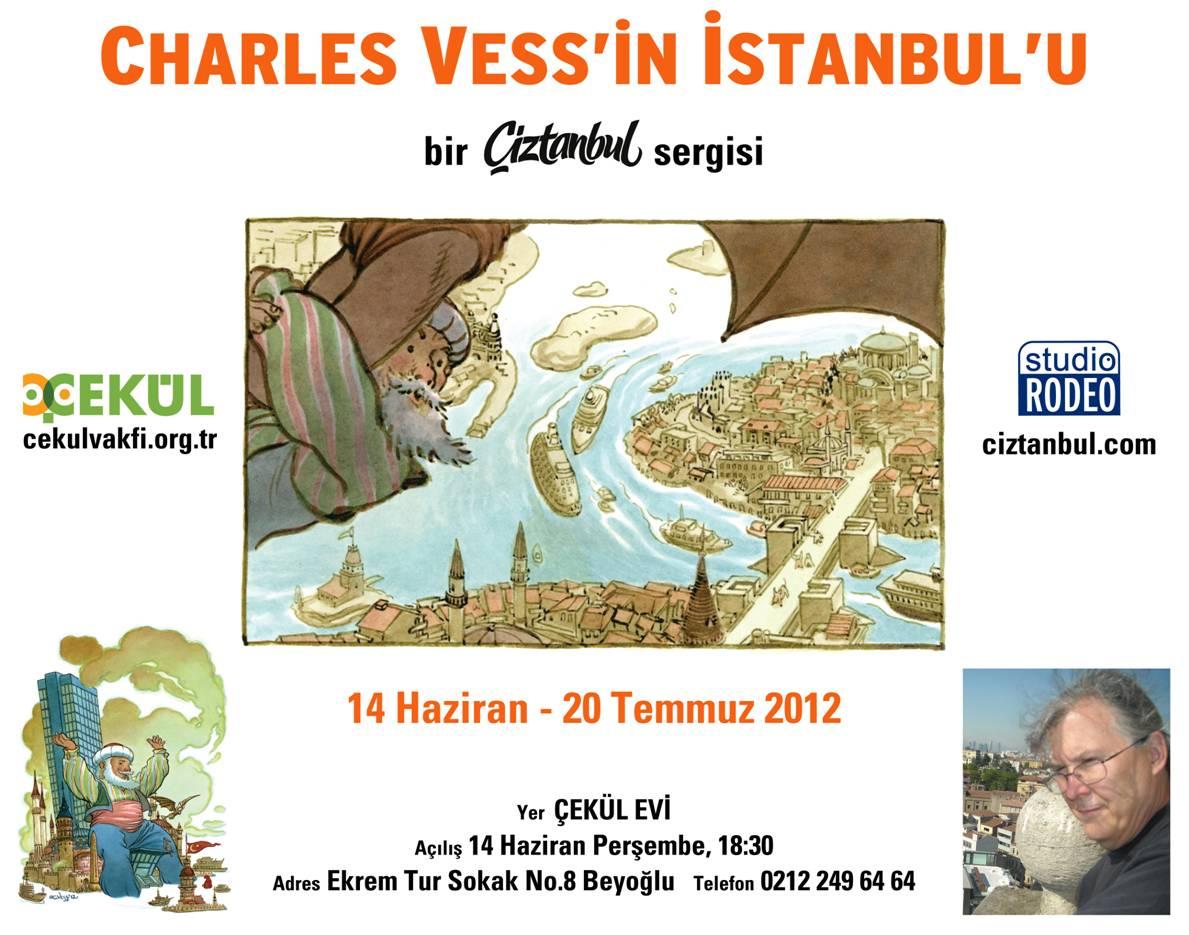 charles-vess-istanbul-sergi