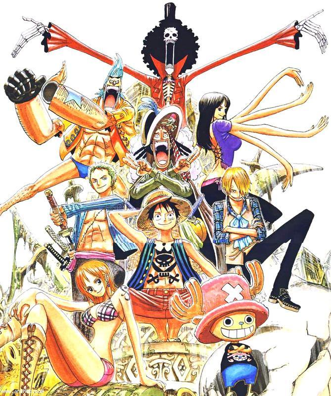 one-piece-characters