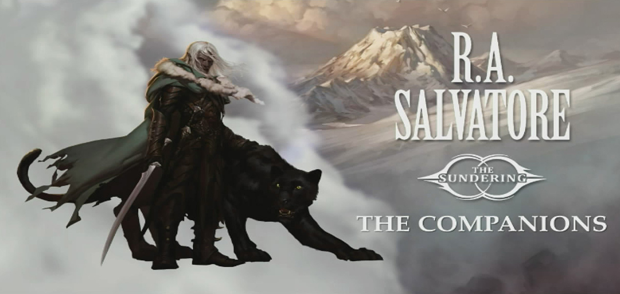 sundering-the-companions-r-a-salvatore