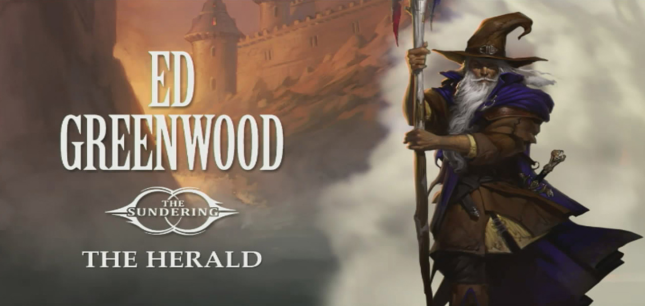 sundering-the-herald-ed-greenwood