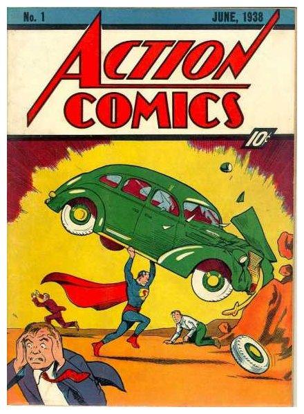cizgi-roman-action-comics-1