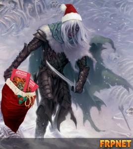 drizzt-christmas