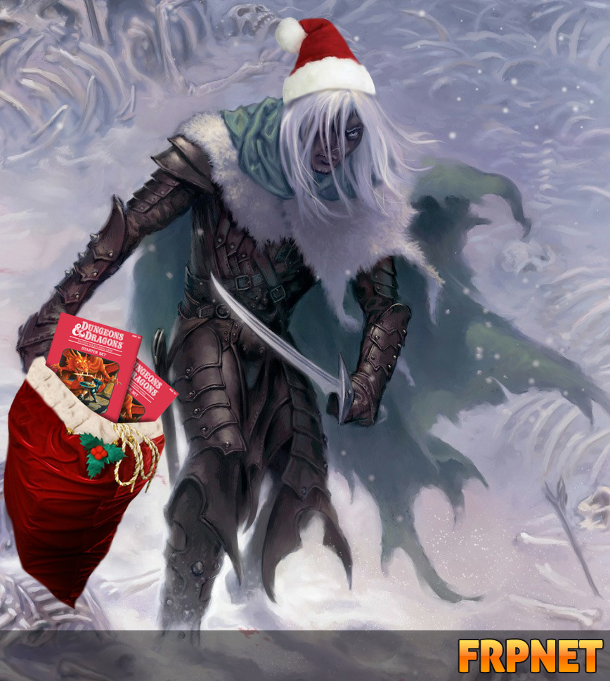drizzt-christmas