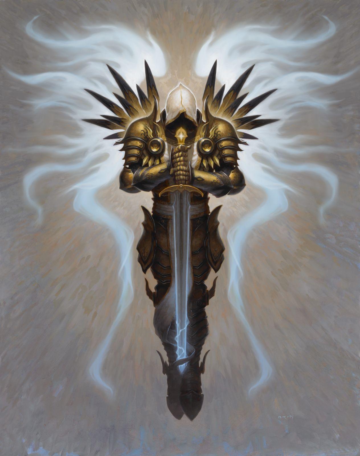 diablo-tyrael