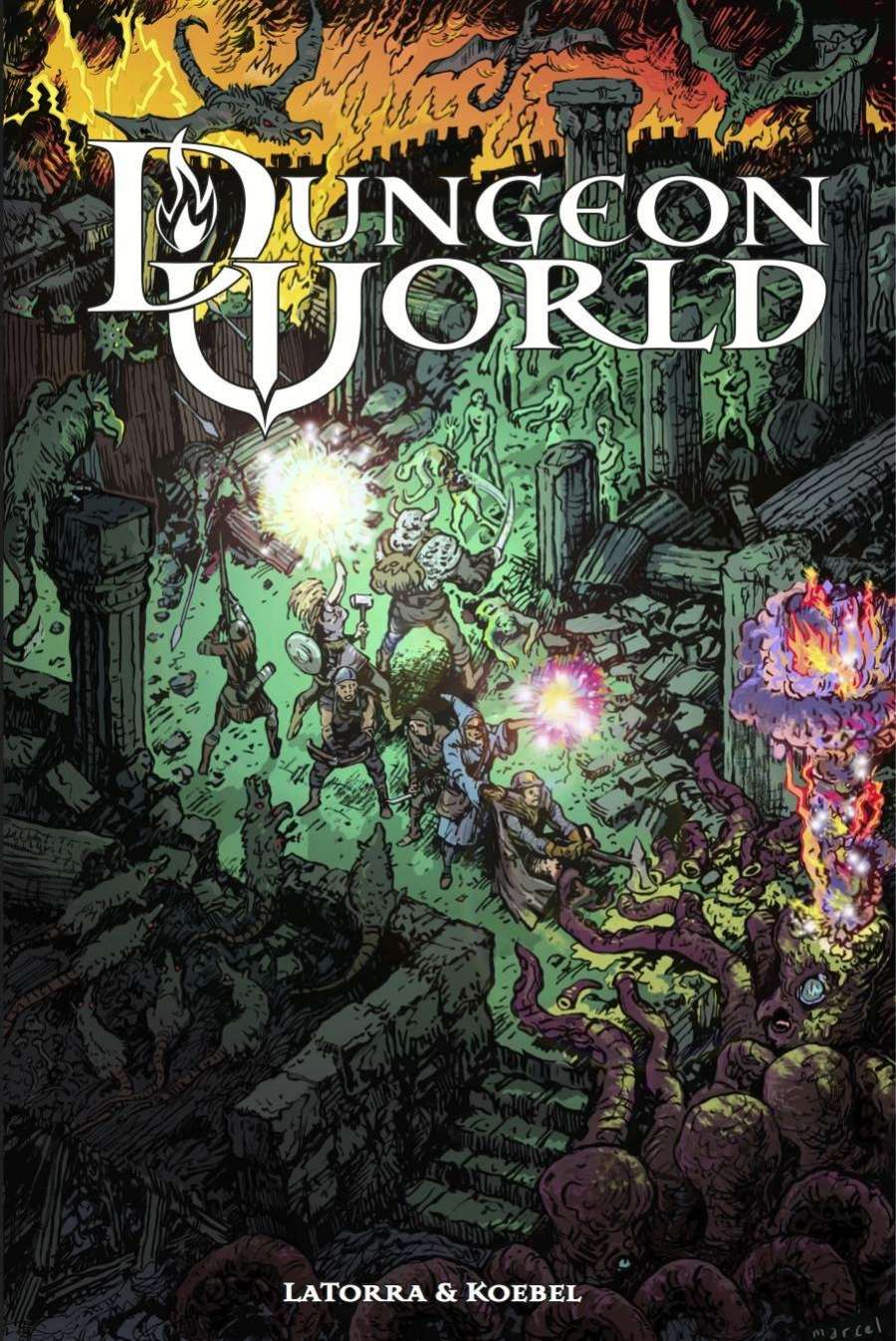 """Dungeon World"" İncelemesi"
