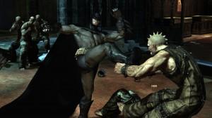 Batman - Arkham Asylum Dövüş