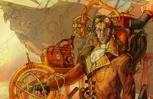 Steampunk Pilot