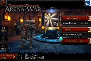 Arena of War Açılış