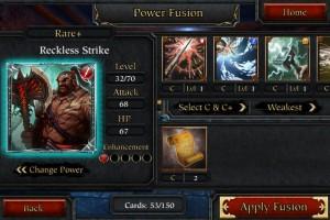 Arena of War Fusion