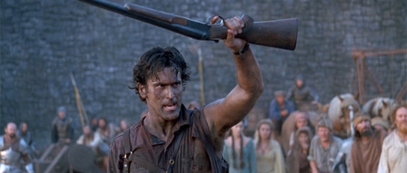 Army of Darkness Banner