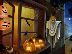 Cadılar Bayramı Süslemeleri