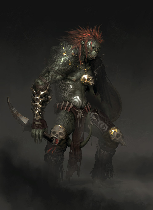 Humanoid Lord Of Rings Creature