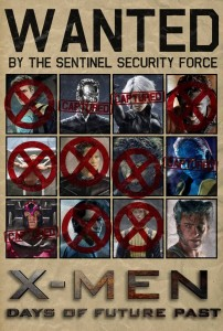 Days of Future Past Wanted