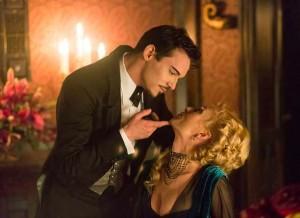 Dracula Dizisinden Bir Sahne