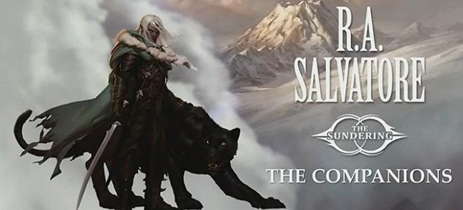 Drizzt - The Companions banner