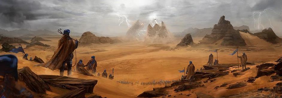 Dune Fremenler Banner