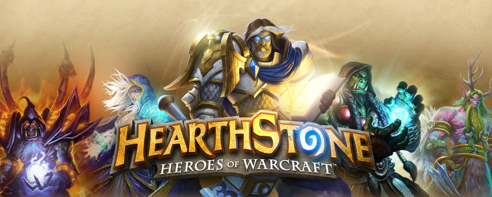 Hearthstone - Heroes of Warcraft